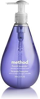 Method Gel Hand Wash, French Lavender, 12 oz