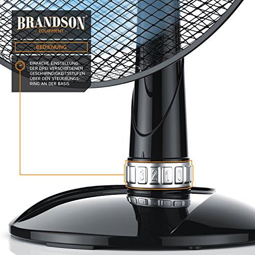 Brandson – Tischventilator 35cm   Tisch kaufen  Bild 1*
