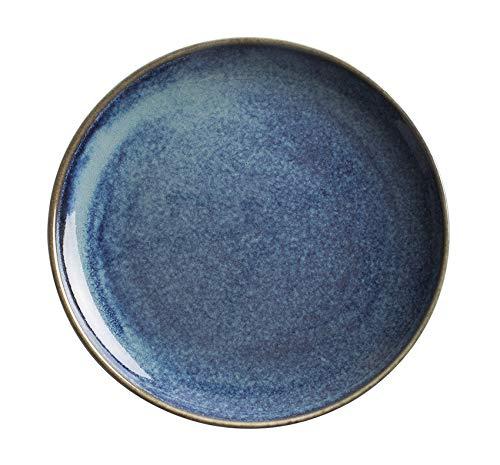 Frühstücksteller 21cm / Deckel zur Auflaufform 20cm HOMESTYLE ATLANTIC BLUE Kahla Porzellan**6 (6 Stück)