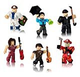 Roblox Action Collection - Citizens of Roblox Six Figure Pack [Includes Exclusive Virtual Item]