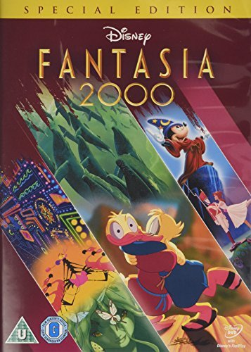 Fantasia 2000 [DVD] by Pixote Hunt