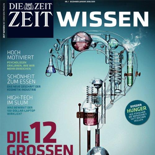 ZeitWissen, Dezember 2008 Titelbild
