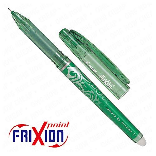 - Frixion Point Roller effaçable-Pointe Ultra Fine - 1 personne-Vert