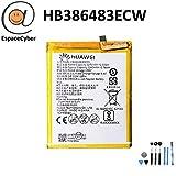 Batterie Pile d'origine Honor 6X / G9 Plus / G9 + / Nova Plus/Nova + - HB386483ECW -...