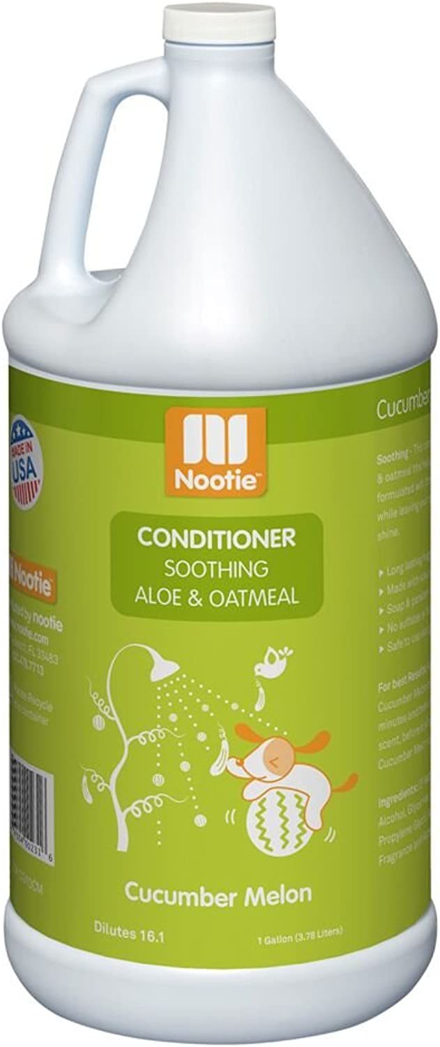 Nootie Soothing Aloe and Oatmeal Pet Conditioner