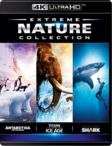 IMAX NATURE- (4K UHD) REDTAG VERSION [Blu-ray] [2017]