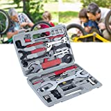 44 cajas de herramientas para reparación de bicicletas