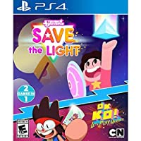 Steven Universe Save the Light/OK K.O.! Let's Be Heroes Bundle PlayStation 4 スティーブン・ユニバース光を保存/ OK K.O.! 英雄のバンドルになろうプレイステーション4北米英語版 [並行輸入品]