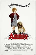 Movie Posters Annie - 11 x 17