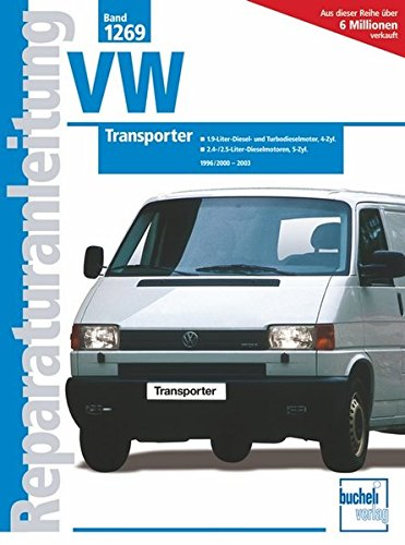 VW Transporter T4 / Caravelle (Reparaturanleitungen)