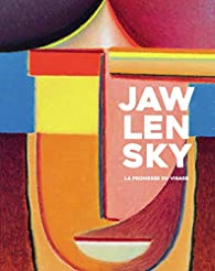 Jawlensky: La promesse du visage par Gallimard