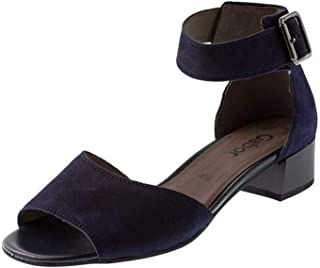 Gabor Blue Comfort Sandal For Women