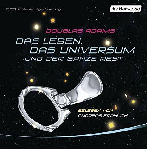 Das Leben, das Universum und der ganze Rest (Per Anhalter durch die Galaxis, Band 3)