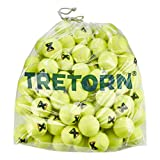 Tretorn Pelotas De Tenis X Trainer Gelb 72 Nachfüllpack Bol
