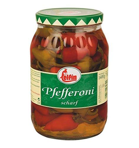 Elfin Pfefferoni scharf 1,7l