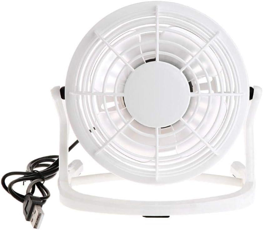 Mini Portable Popular shop is the lowest price challenge Max 67% OFF Super Mute Plastic USB Fan Laptop Not Desk Cooling