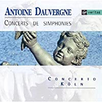 Dauvergne;Concerts De Simphoni