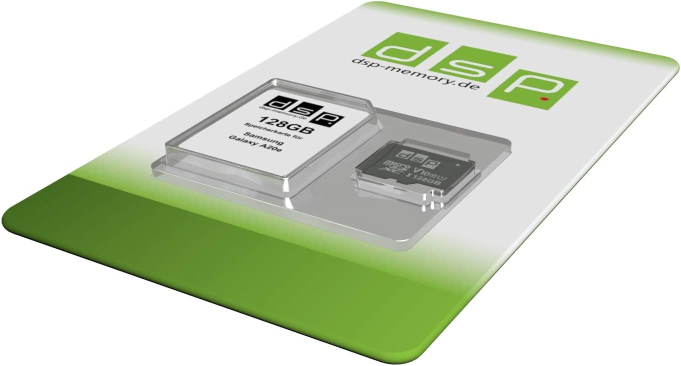 Dsp Memory 64gb Speicherkarte Für Samsung Galaxy A20e Computer Zubehör