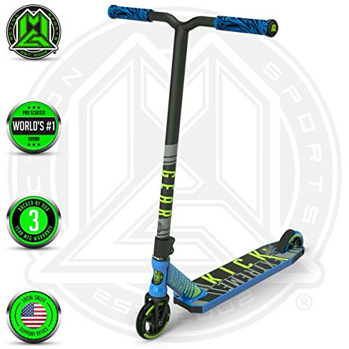 Madd Gear Kick Extreme Scooter (Blue/Green 2019)