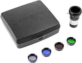 Celestron Deluxe Mars Observing Telescope Accessory Kit, Get Ready to See Mars!