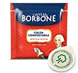 Borbone ROSSA Espresso Pads / Cialde 150Stk.