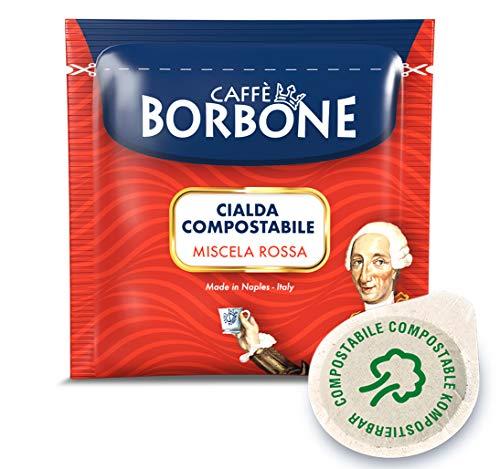 CAFFÈ BORBONE Miscela Rossa 100 Dosettes Souples 720 g