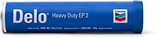 Chevron 222206642 Delo Hd Ep2 Heavy Duty Grease (1 Tube)