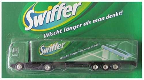 Swiffer Nr.02 - Wischt länger als man denkt - MB Actros - Sattelzug