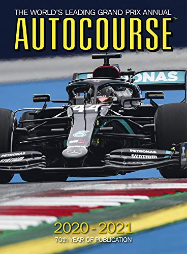 Autocourse 2020-2021: The World's Leading Grand Prix Annual - 70th Year of Publication
