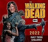 Amc the Walking Dead Daily 2022 Calendar