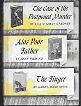 The Case of the Postponed Murder / Alas Poor Father / The Finger