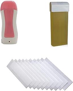 KOKEN - Kit Depilación Profesional, Calentador Individual