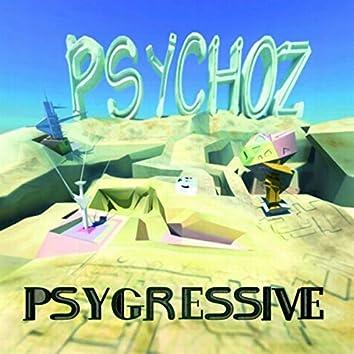 Psy-Gressive