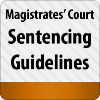 Sentencing Guidelines(Kindle Tablet Edition)