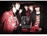 SHINee Mini Album 3集 - 2009, Year Of Us(韓国盤)