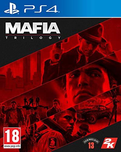 Mafia : Trilogy - PlayStation 4 [Importación francesa]