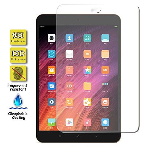 Granadatech Cristal Templado para Xiaomi Mipad 3 l Protector de Pantalla, Calidad HD, Grosor 0,3mm, Bordes Redondeados 2,5D, Resistencia 9H