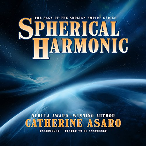 Spherical Harmonic audiobook cover art
