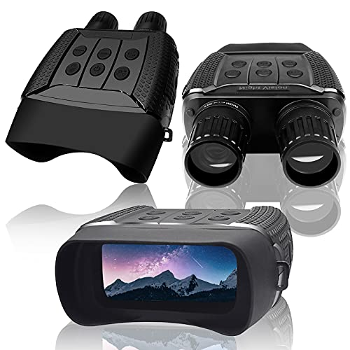 Vmotal Night Vision Goggles, Infrared Night Vision Binoculars with 2.31' Screen Viewing HD...