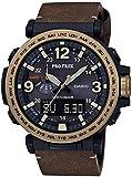 [カシオ] 腕時計 プロトレック ソーラー PRG-600YL-5JF ブラウン