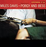 album cover: Miles Davis Porgy and Bess