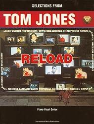 Partitions variété, pop, rock IMP JONES TOM - RELOAD - PVG Piano voix guitare