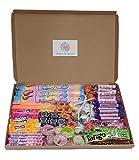 Britten & James® Caja de 100 Golosinas Variadas para Niños. Ideal para Bolsas de Fiesta, Favores, Recompensas, Rellenos de Piñata, etc.