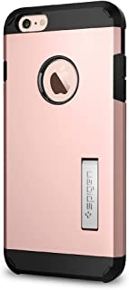 Spigen Tough Armor Designed for Apple iPhone 6S Plus Case (2015) - Rose Gold