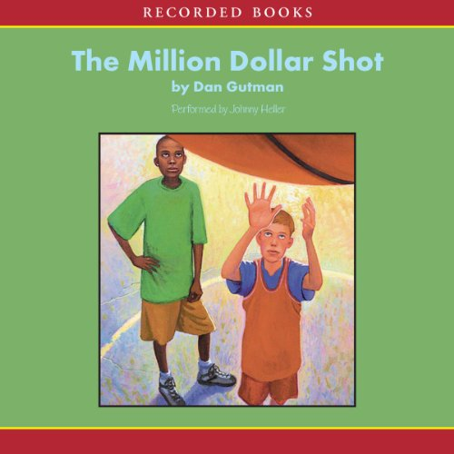 The Million Dollar Shot audiobook cover art