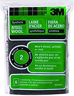 3M 10116 Synthetic Steel Wool,  Medium