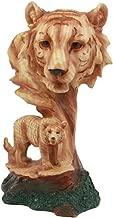 YK YesKela Bengal Tiger Statue 7