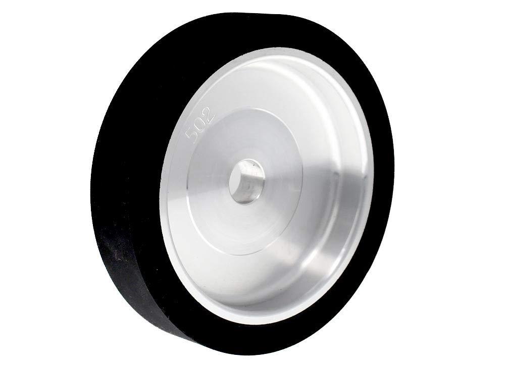 Burr King 502 Contact Wheel, 4.75