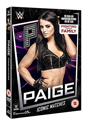 WWE: Paige - Iconic Matches [DVD] [Reino Unido]