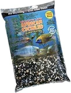 Worldwide Imports AWW88420 Bio-ACountive Live Cichlid Gravel, 20-Pound